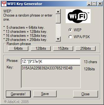 Un Générateur De Clé Wifi Blog Wifi Wimax 3g 4g Vidéo Sans Fil