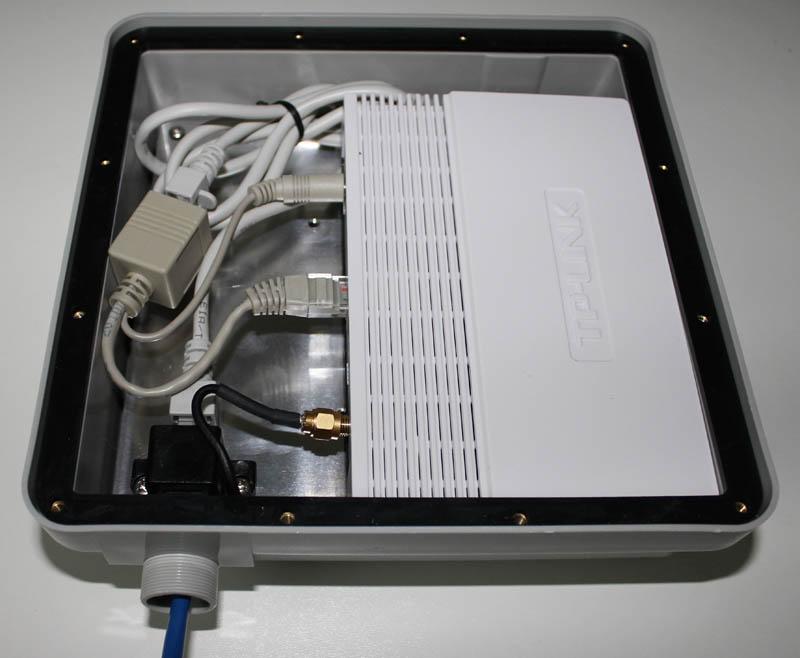 Blog wifi 3g 4g hotspots r p teur wifi version tanche disponible - Fabriquer antenne wifi exterieur ...