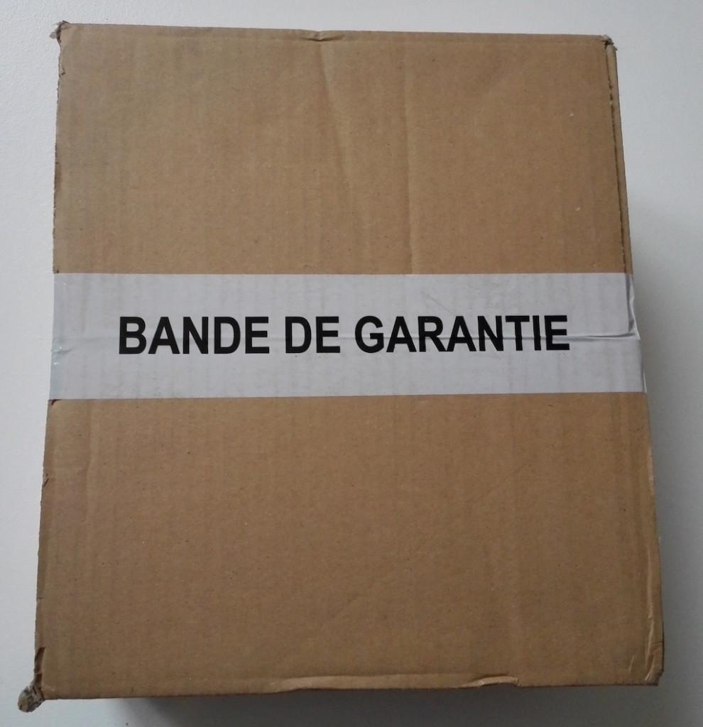 freebox4K garantie