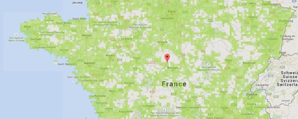freemobile France 3G