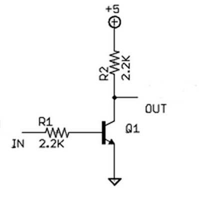 esp8266 inverseur